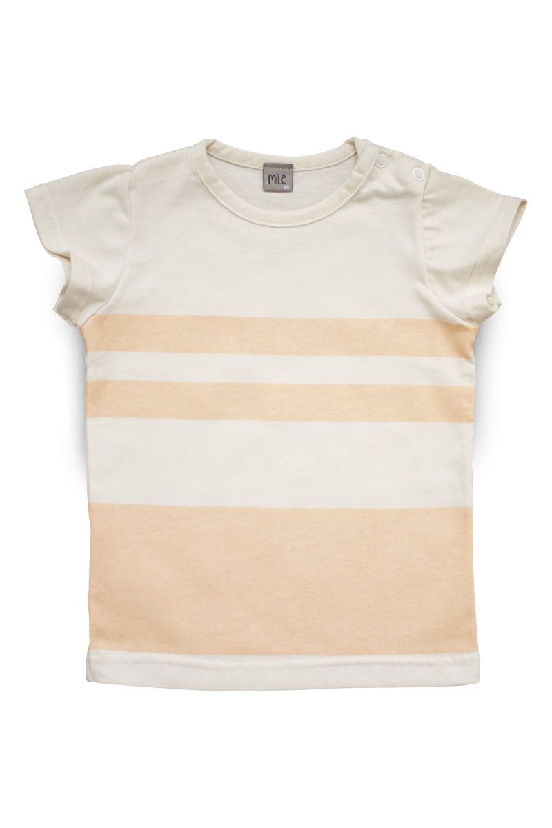 pruhy tričko krátky rukáv