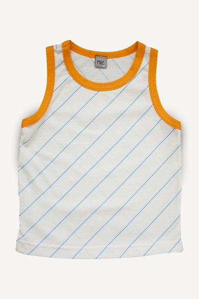 orange hem summer tops