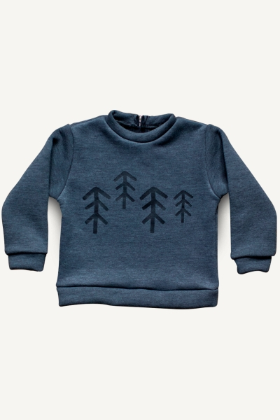 dark trees sweatshirts