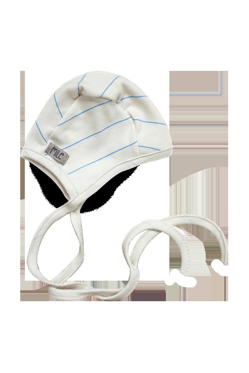 šikmý pásik čiapka