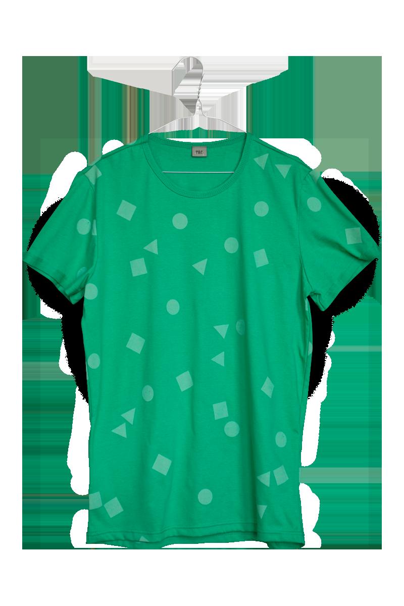 green geometry men