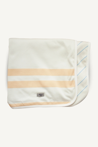 stripes blankets and bibs