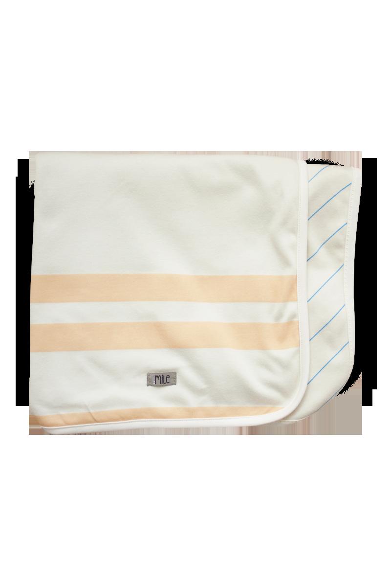 stripes blankets and bibs