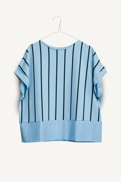 stripes top women