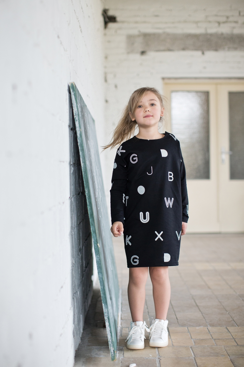 letters dresses