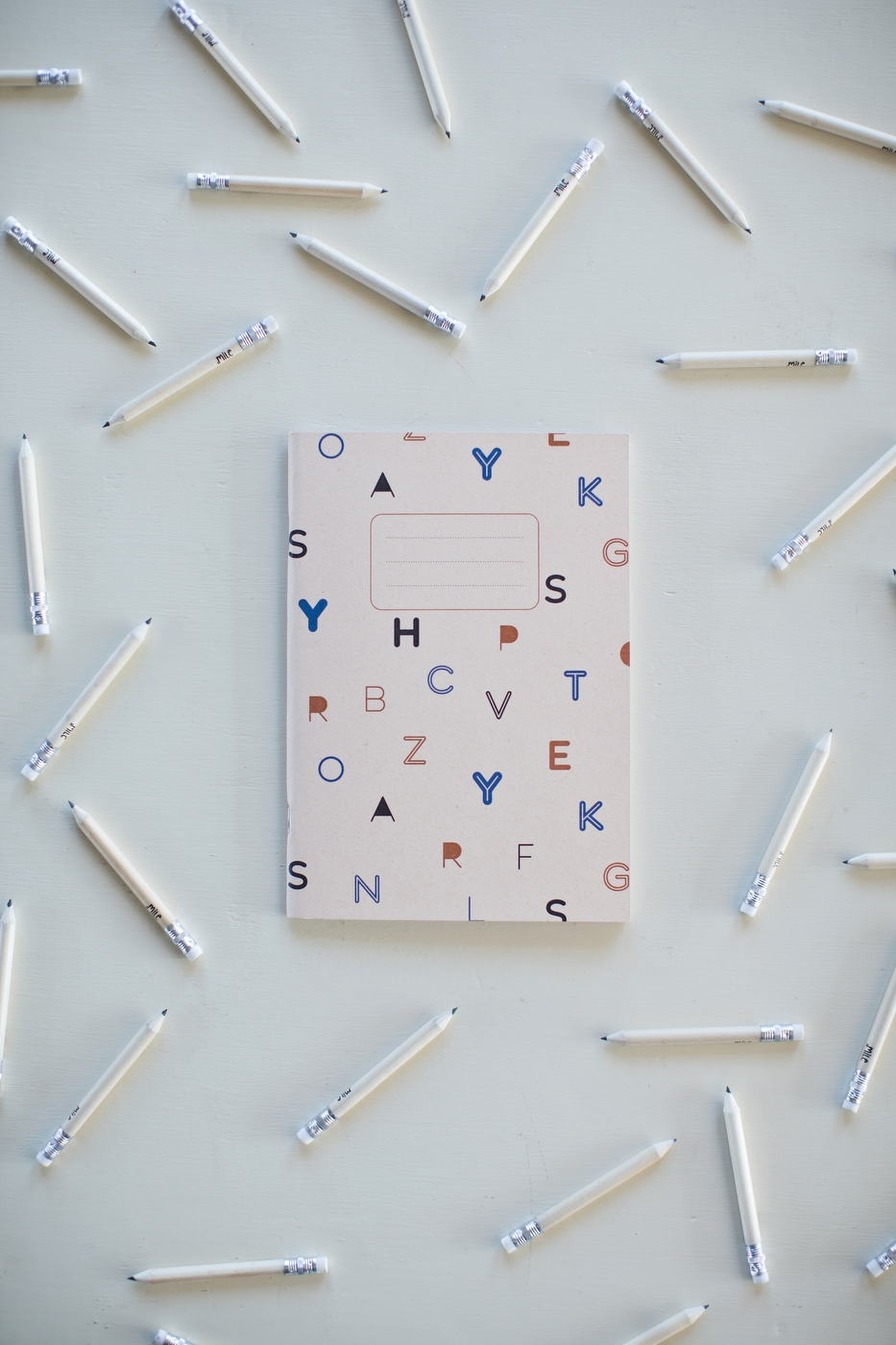 letters accessories