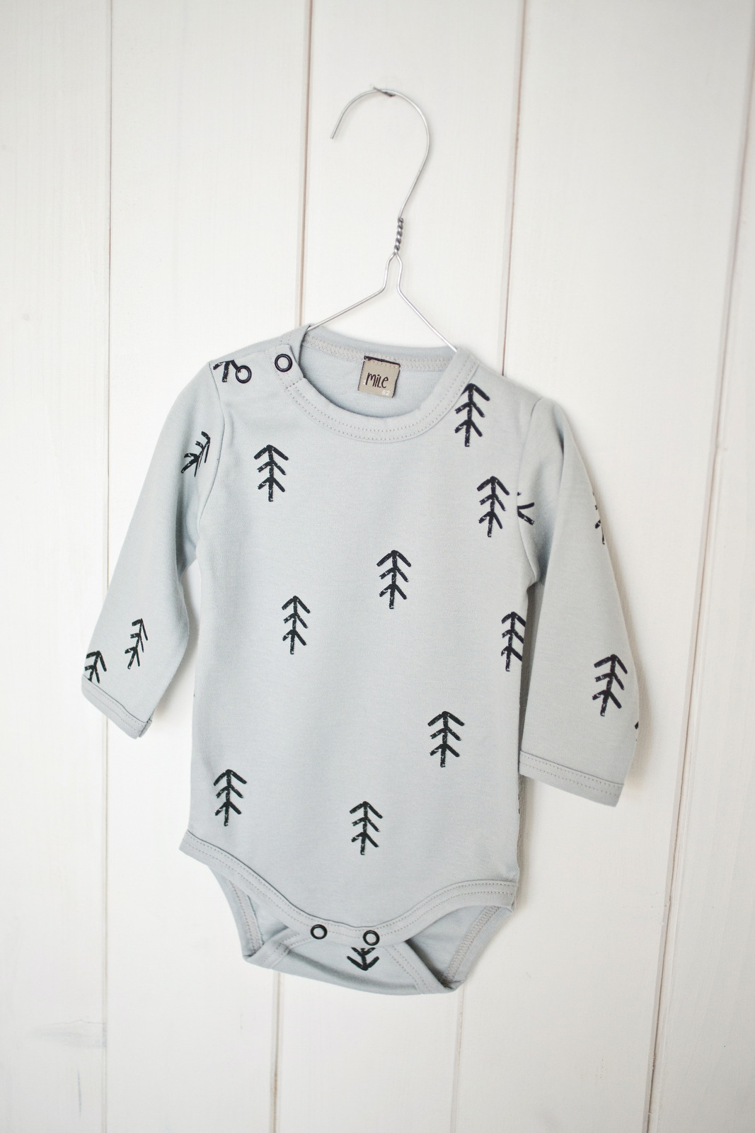 little trees body long sleeve