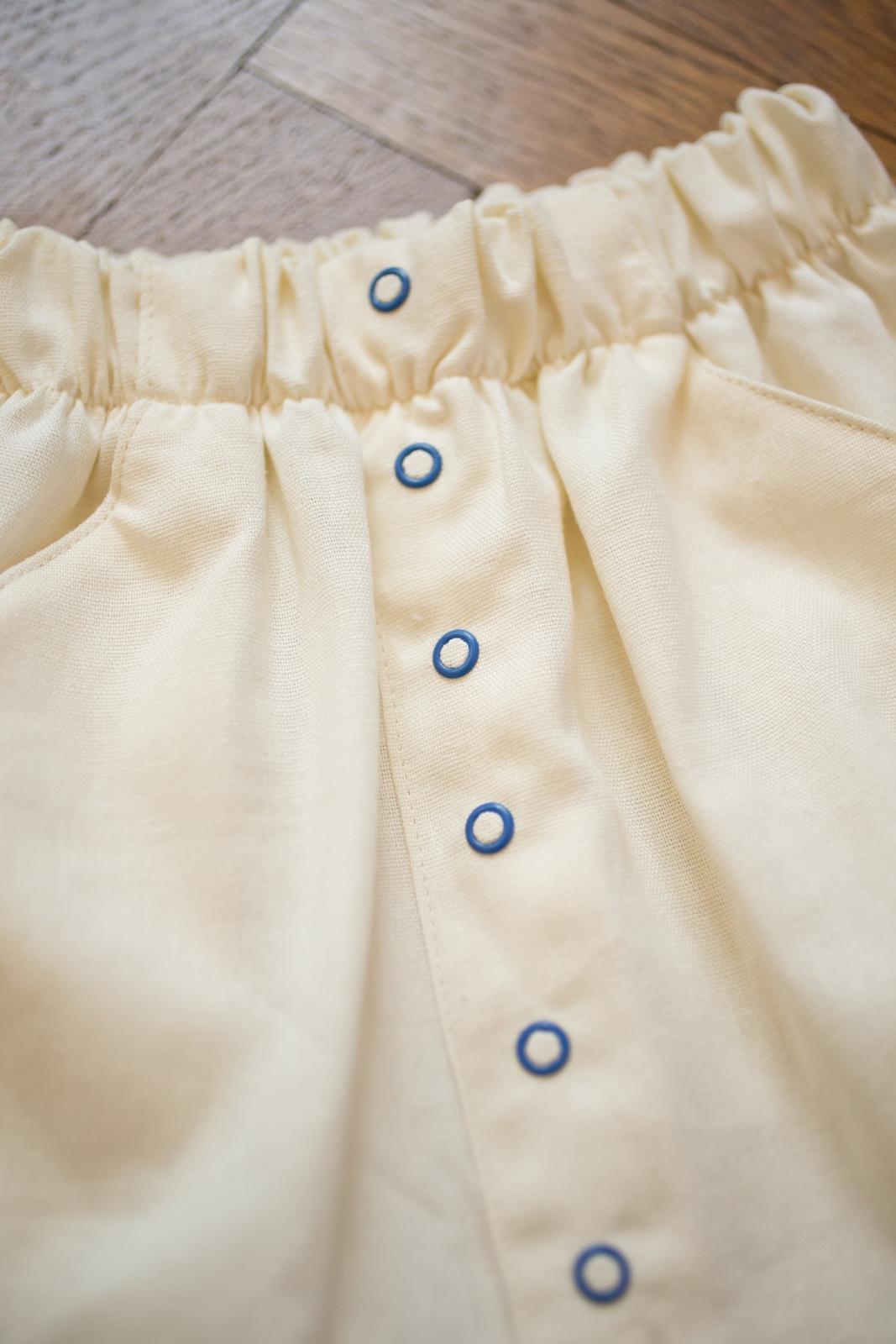 creamy skirts