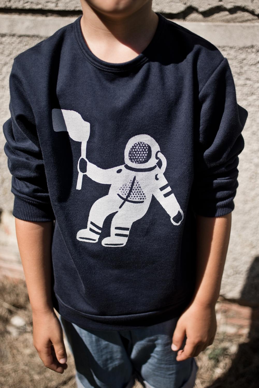 kozmonaut mikina