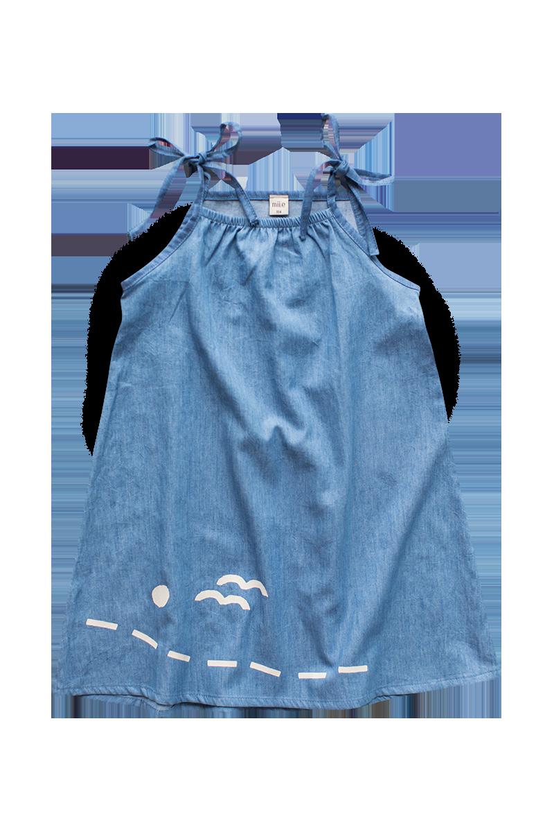 rifľové šaty