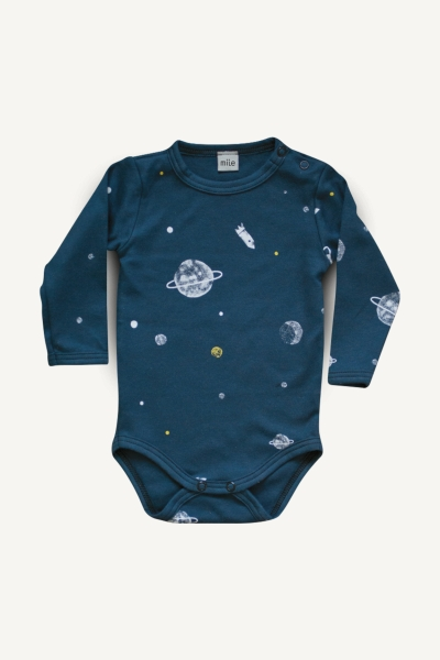 Long-sleeved body - Universe body long sleeve