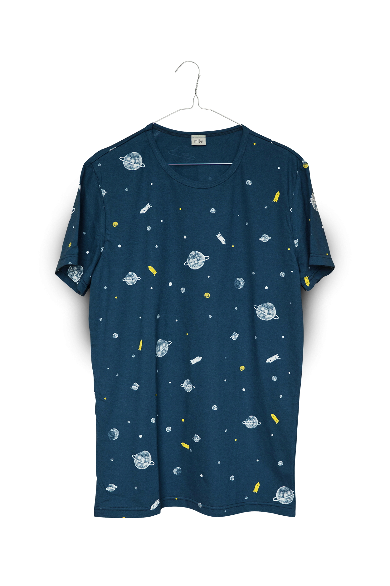 Men's T-shirt - Universe women