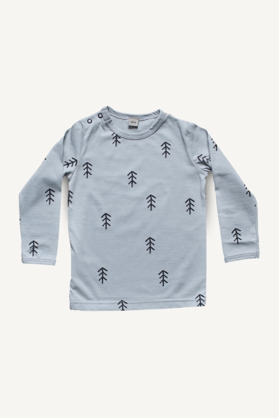 little trees t-shirts long sleeve