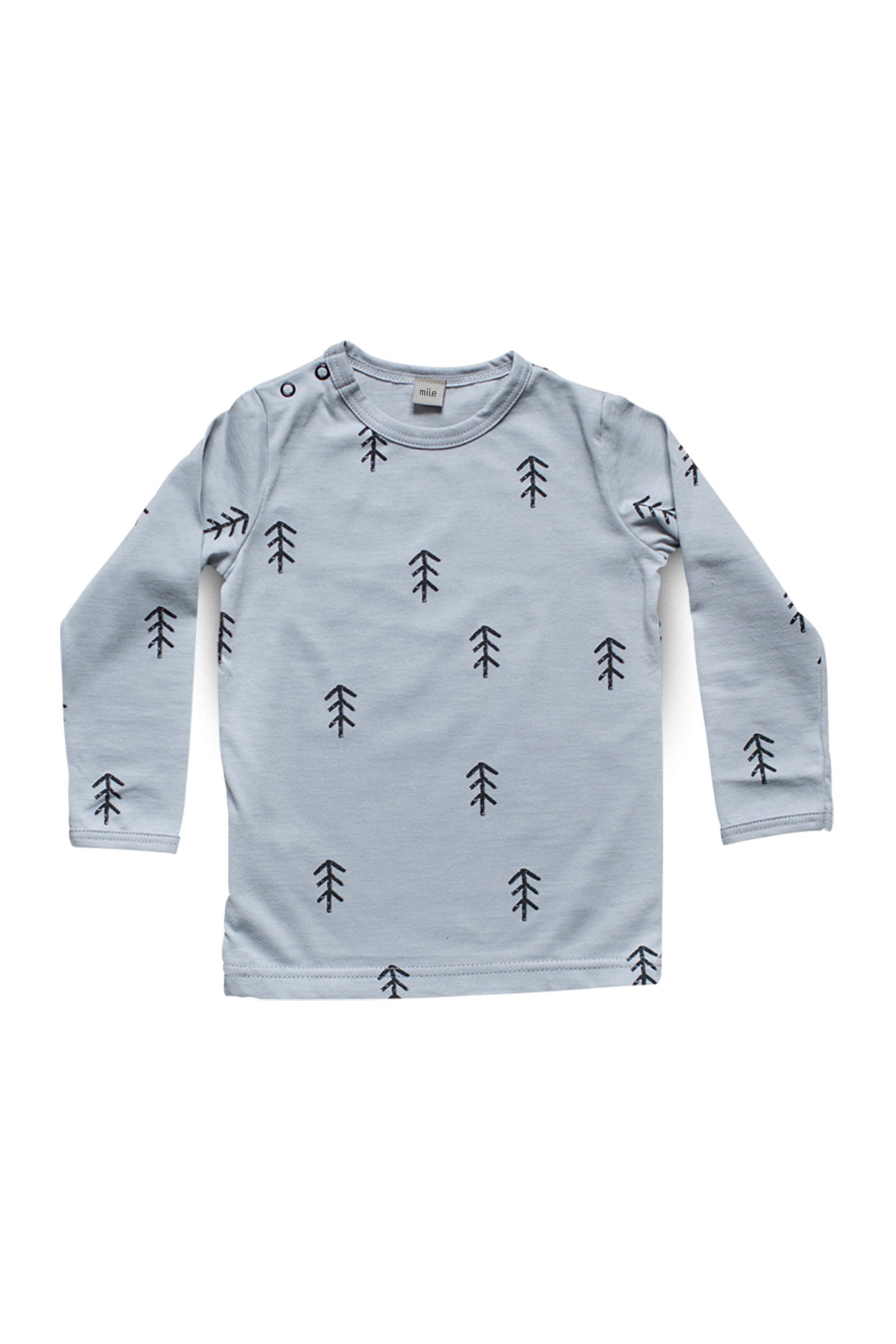 little trees t-shirts long sleeve