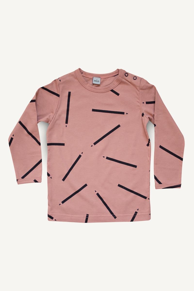 ceruzky t-shirts long sleeve