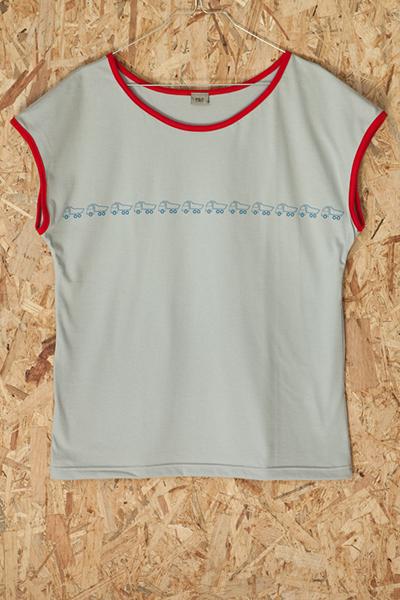 tatrovky dámske tričko