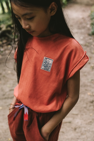 tielka a letné tričká