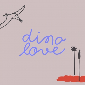 #dinolovecollection because dinos are love. and a huge one.💜 #kolekciadinolaska